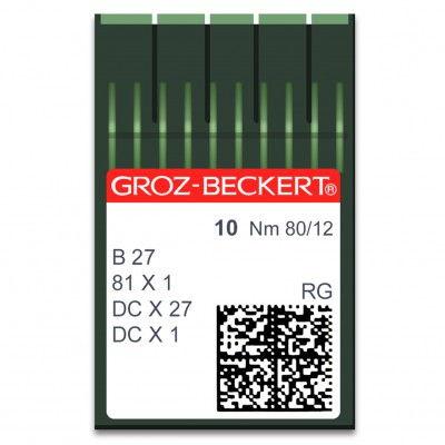 GROZ-BECKERT B 27/SY 6120 N80 Aiguilles surjeteuse industrielle