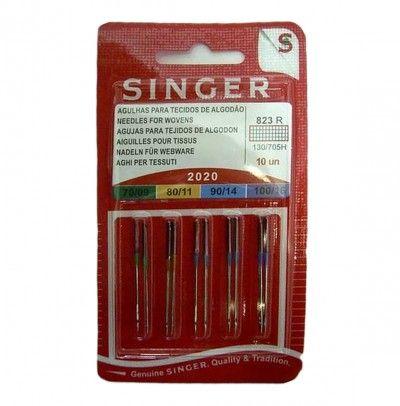 SINGER Aiguilles 2020 BL823 SINGER 70-100 X10 Aiguilles familiales 7116