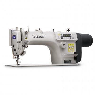 Machine à coudre industrielle BROTHER S7100A avec coupe fils