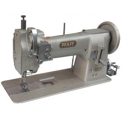 Machine à coudre industrielle triple entrainement pour le cuir PFAFF 145