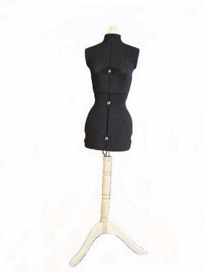 MANNEQUIN LADY VALET B 44-50 Mannequin Réglable Femme 9044