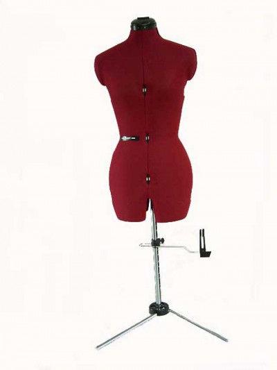 MANNEQUIN PANTAFORM A 36/44 Mannequin Réglable Femme 9045