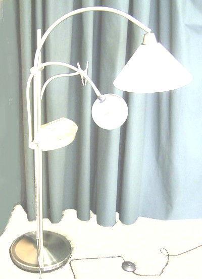 DAYLIGHT LAMPE PRESTIGE ARGENT (E21077) Lampes / Eclairages 9273