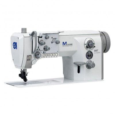 Machine à coudre industrielle triple entrainement DURKOPP ADLER 887-160020