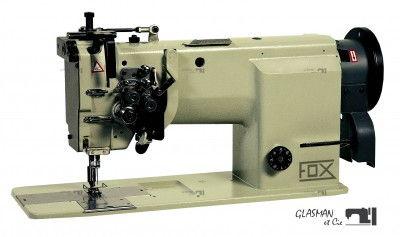 Machine à coudre industrielle 2-aiguille fixe FOX DN 2242