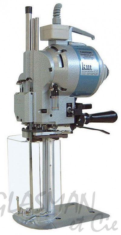 Ciseaux de coupe KM KM10 Ciseaux a lame vertical hauteur de coupe 215mm