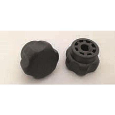 Bouton de reglage vapeur pour electrovanne