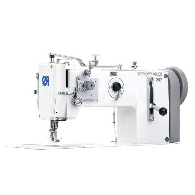 Machine à coudre industrielle triple entrainement DURKOPP ADLER 267