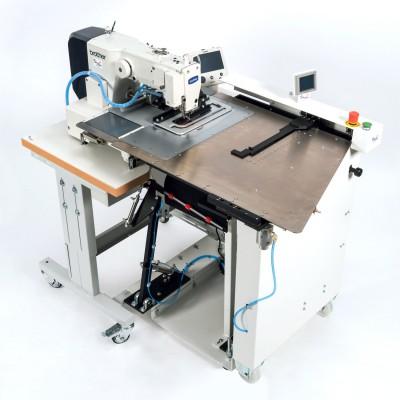 Automate pour dessin de braguette de jeans SIP-ITALY 326H-SP10FLY