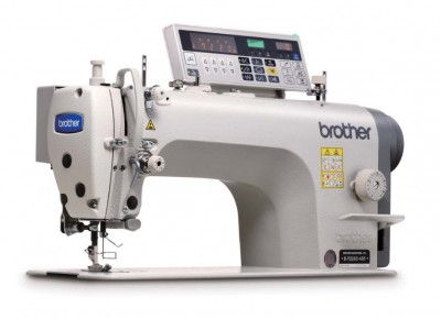 Machine à coudre industrielle double entrainement BROTHER S 7220C